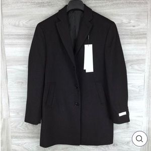 NWT Calvin Klein | 38R Slim Fit Prosper Overcoat